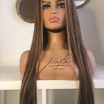 parrucca claire colpi di sole